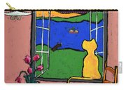 Matisse's Cat Carry-all Pouch