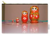 Matryoshka Memories Carry-all Pouch