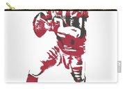 Matt Ryan Atlanta Falcons Pixel Art 5 Carry-all Pouch
