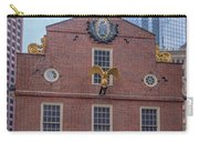 22- Matt V. Group At The Old State House In Boston, Massachusetts On August 26, 2016 Carry-all Pouch
