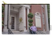 Matt V. Group At The Park Street Church In Boston, Massachusetts On August 26, 2016 Carry-all Pouch