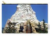 Matterhorn Disneyland Carry-all Pouch
