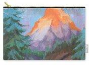 Matterhorn Sunrise Carry-all Pouch