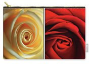 Matters Of The Heart - Diptych Carry-all Pouch