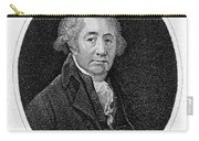 Matthew Boulton, English Manufacturer Carry-all Pouch