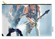 Matthias Jabs And Rudolf Schenker Shredding Carry-all Pouch