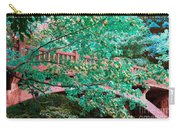 Matthiessen State Park Bridge False Color Infrared No 1 Carry-all Pouch