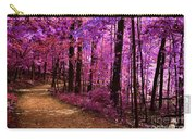 Matthiessen State Park Trail False Color Infrared No 2 Carry-all Pouch