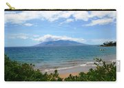Maui Beach Carry-all Pouch