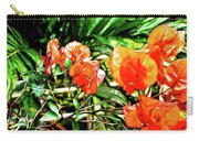 Maui Floral Carry-all Pouch