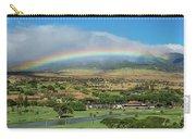 Maui Rainbow Carry-all Pouch