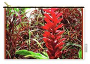 Maui Tropical Floral Carry-all Pouch