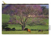 Maui, Upcountry Carry-all Pouch
