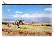 Maui Upcountry Carry-all Pouch