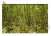 Maui's Thick Bamboo Carry-all Pouch