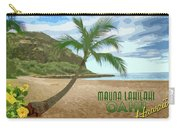 Mauna Lahilahi Poster Carry-all Pouch