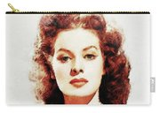 Maureen O'hara Carry-all Pouch