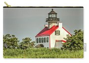 Maurice River, New Jersey, East Pointe  Lighthouse Carry-all Pouch