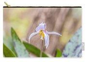 Mauve Trout Lily Carry-all Pouch