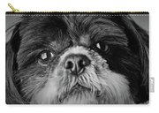 Max - A Shih Tzu Portrait Carry-all Pouch