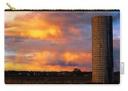 May Day Silo Sunset Carry-all Pouch