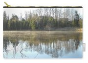 May Morning Mississippi River Carry-all Pouch