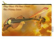 May Music Fill Your Heart Carry-all Pouch