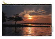 May Sunset At Detroit Point Carry-all Pouch
