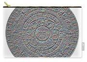 Mayan Calendar Carry-all Pouch