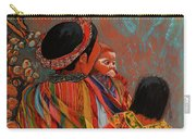 Mayan Family Carry-all Pouch