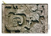 Mayan Glyph Carry-all Pouch