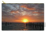 Mayan Riviera Sunrise Carry-all Pouch