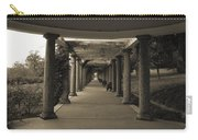 Maymont's Italian Garden Carry-all Pouch