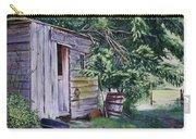 Mayne Island Sawmill Carry-all Pouch