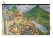 Mayon Scene #1 Carry-all Pouch