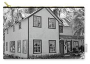 Mayors House Black And White Carry-all Pouch