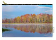 Mayor's Pond, Autumn, #2 Carry-all Pouch