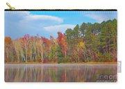 Mayor's Pond, Autumn, #4 Carry-all Pouch