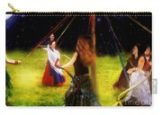 Maypole Moon Carry-all Pouch