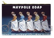 Maypole Soap Retro Vintage Ad 1890's Carry-all Pouch