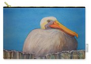 Mayport Florida Pelican Carry-all Pouch