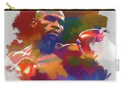 Mayweather Watercolor Carry-all Pouch