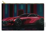 Mazda Rx Vision 2015 Painting Carry-all Pouch