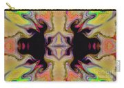 Maze Of Colors Carry-all Pouch