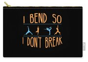 Mb 1142 Fitness Bend Dont Break 500 Carry-all Pouch
