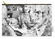 Mc Escher In His Own Words Carry-all Pouch