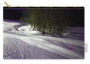 Mccauley Evening Snowscape Carry-all Pouch