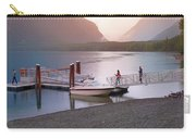 Mcdonald Lake At Dusk Carry-all Pouch