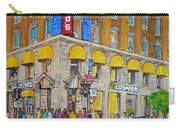 Mcdonald Restaurant Old Montreal Carry-all Pouch