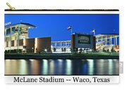 Mclane Stadium Print Carry-all Pouch